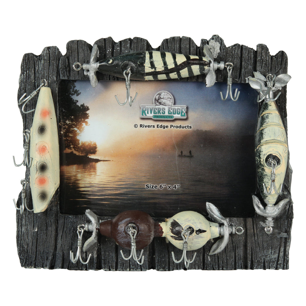 Picture Frame 4in x 6in - Lure