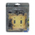 Electrical Cover Plate Switch Double - Bear
