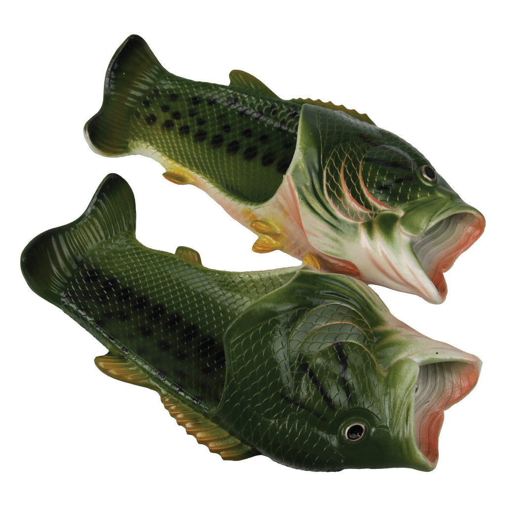 Fish Sandals, Bass, Adult Sizes