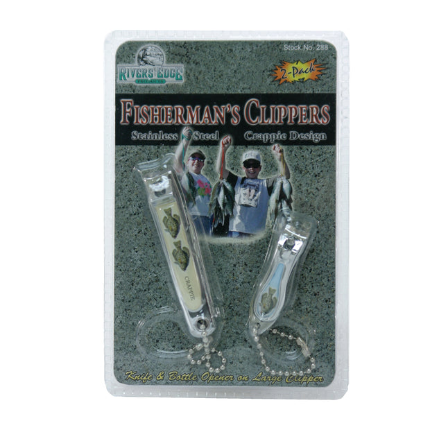 Clippers 2-Pack Crappie