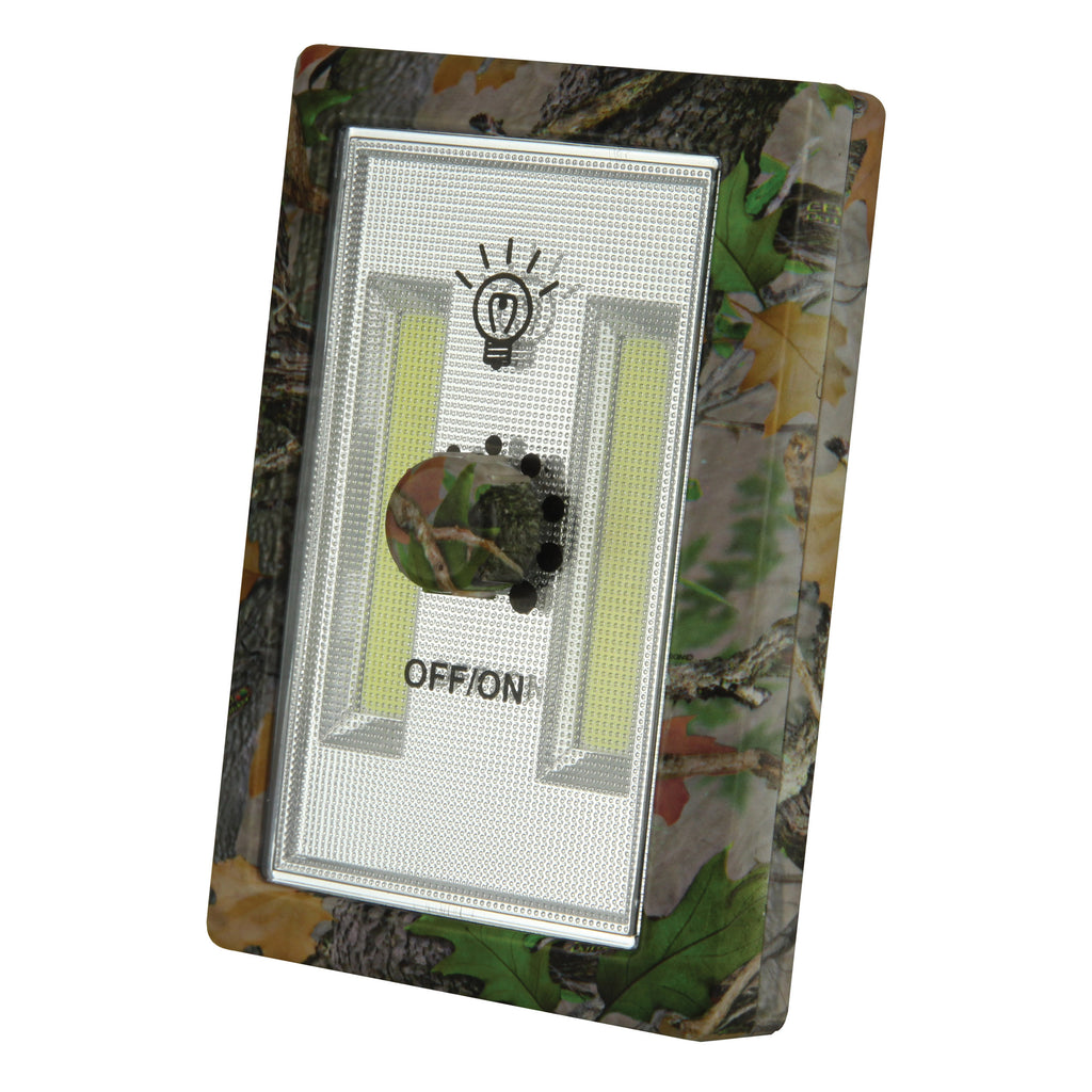 COB Light Dimmer Switch  - Camo