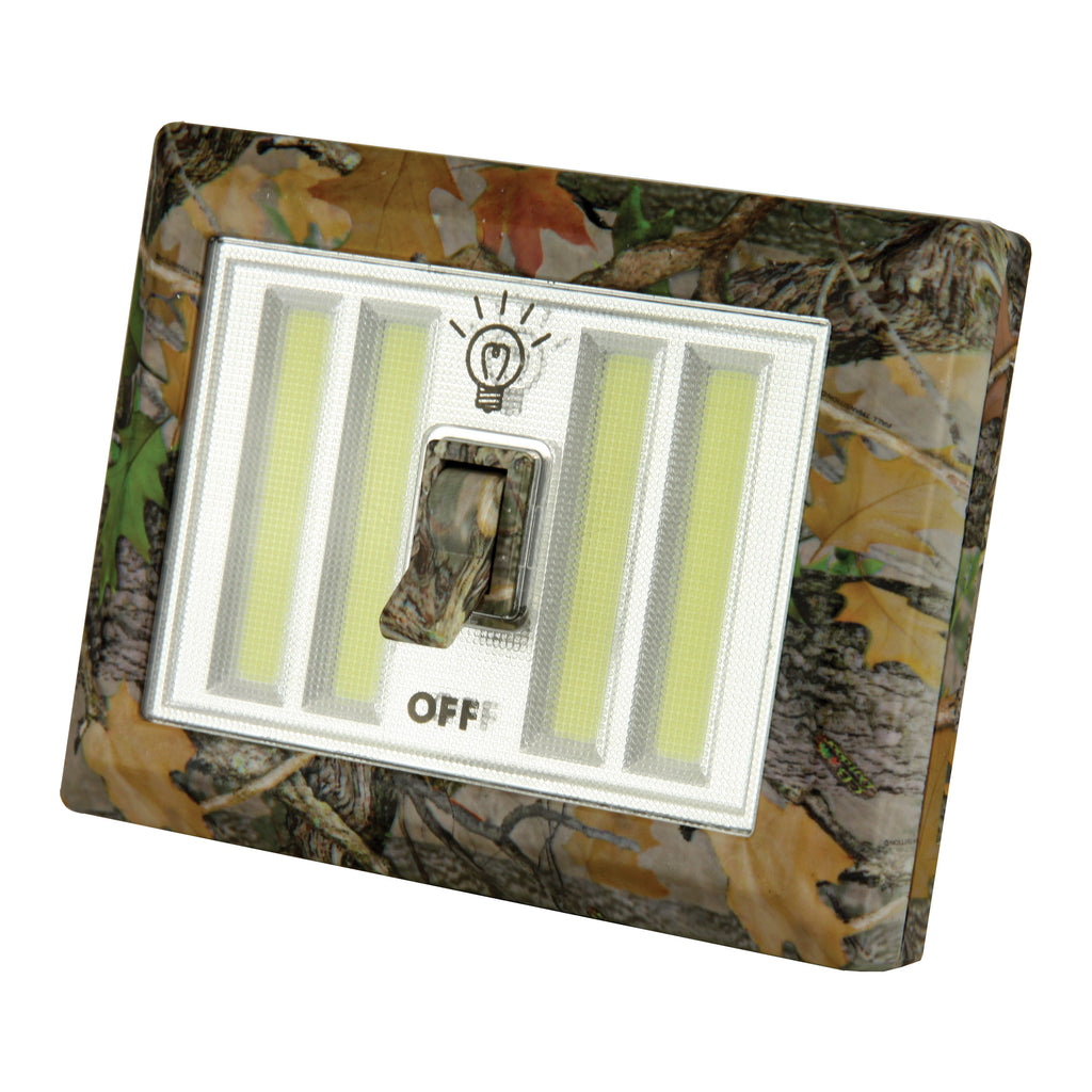 COB Light Switch Double  - Camo
