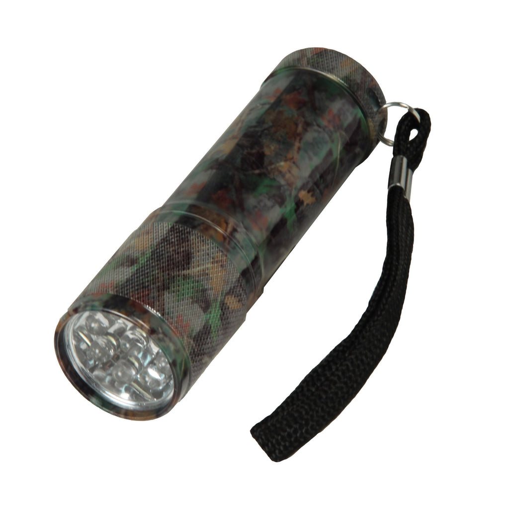 LED Flashlight  - CB Camo
