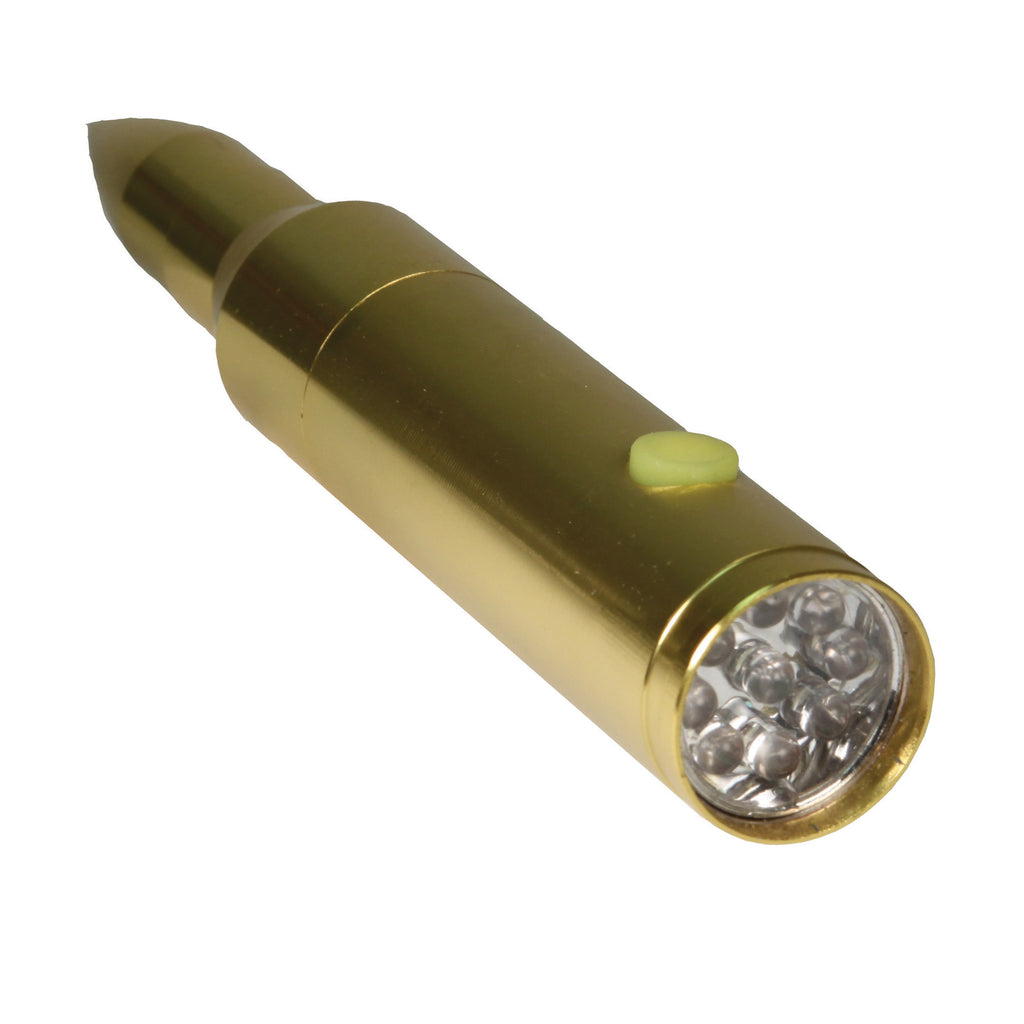 LED Giant Bullet Flashlight