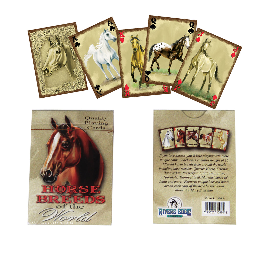 Playing Cards - Horse