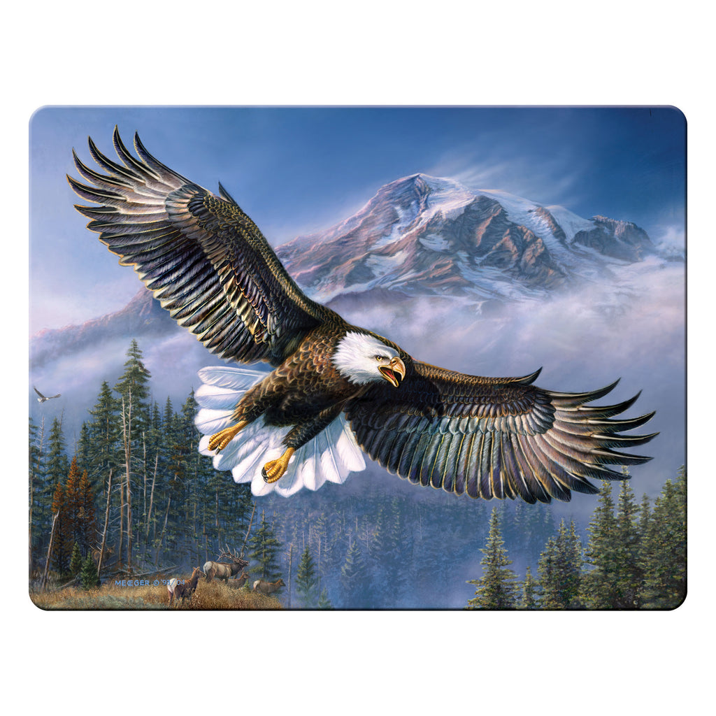 Cutting Board 12in x 16in - Eagle