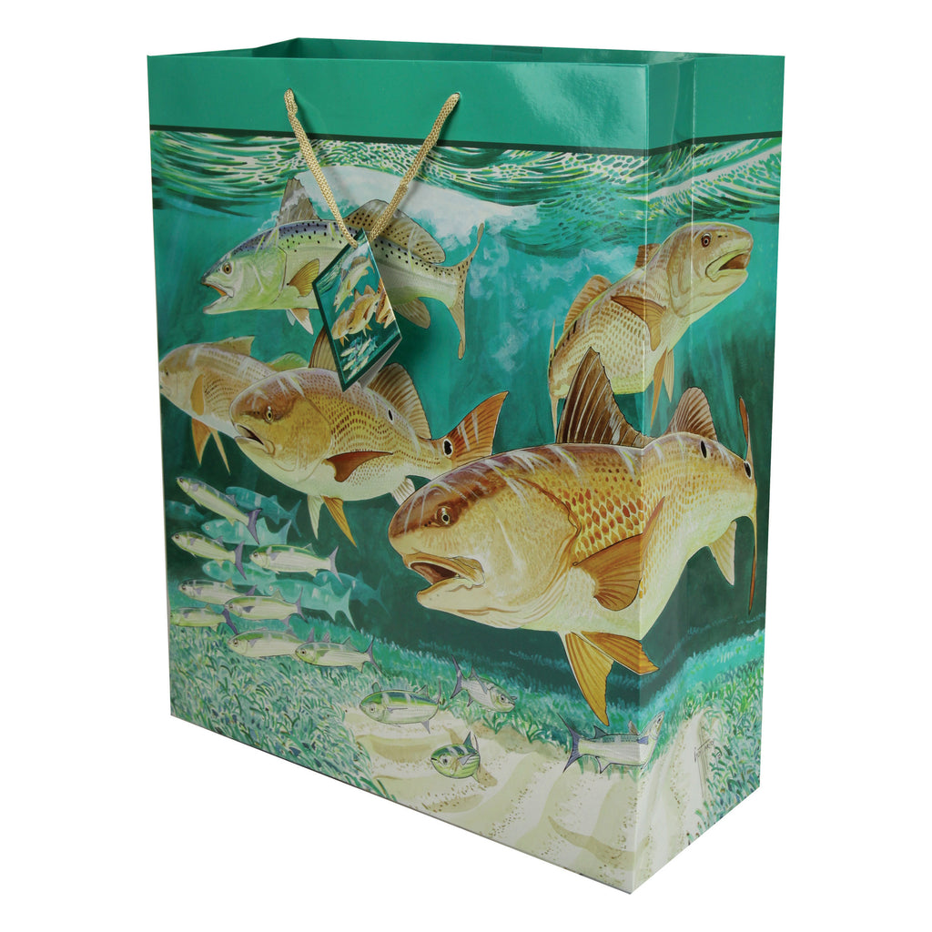 Gift Bag Large - Redfish