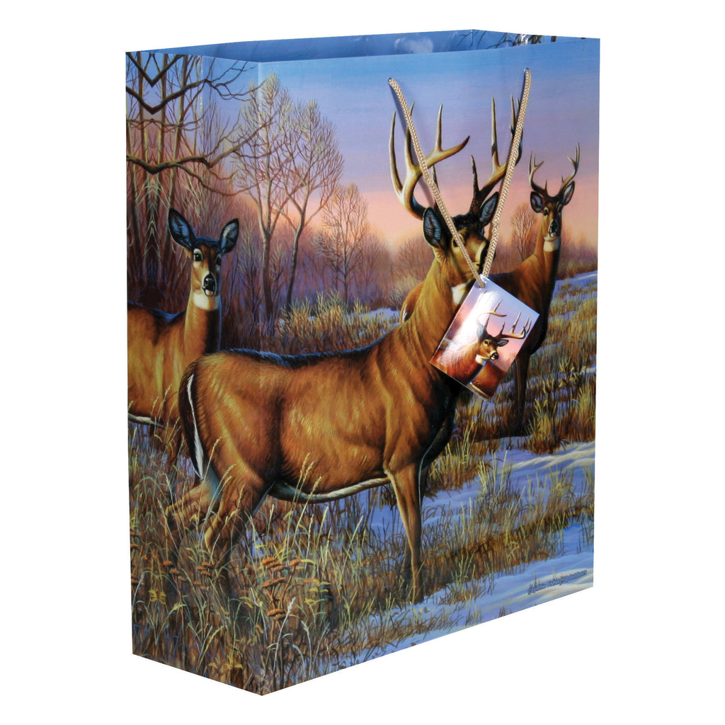 Gift Bag Large - Deer