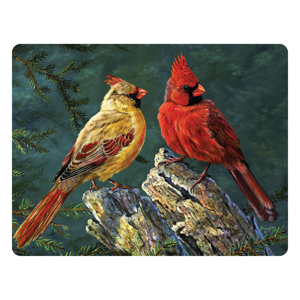 Cutting Board 12in x 16in - Cardinal