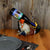 Wine Bottle Holder - Duck