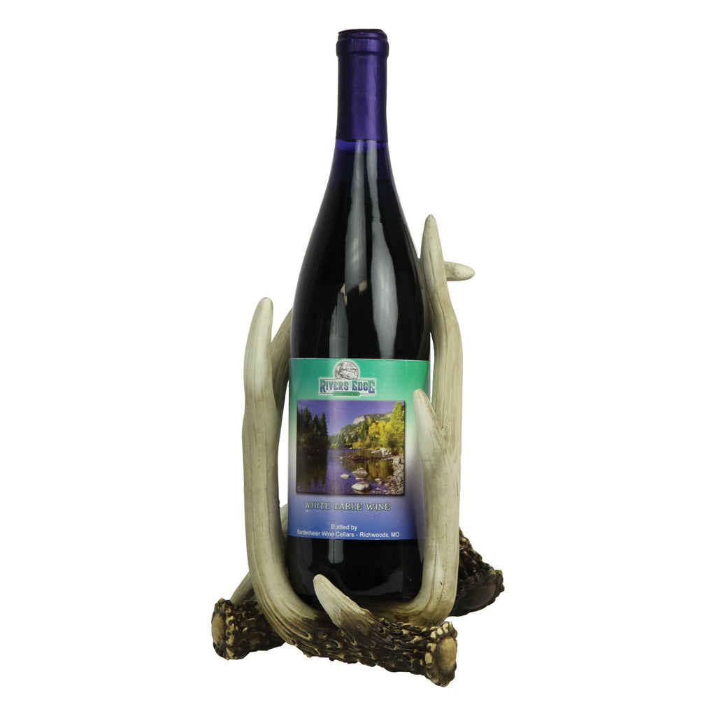 Wine Bottle Holder - Antler