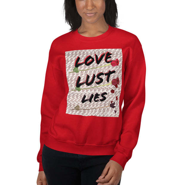 LOVE. LUST. LIES | Sweatshirt
