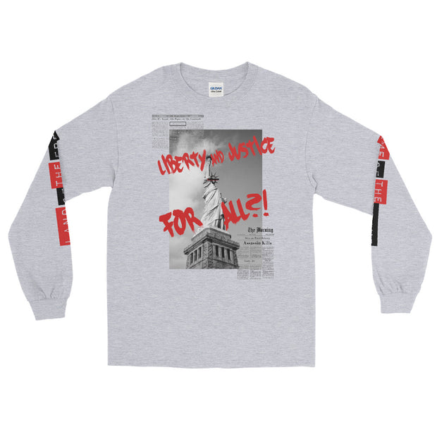 Liberty & Justice?! Tee