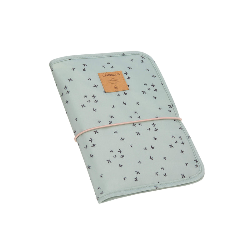 Lassig Changing Pouch - Dots Rose