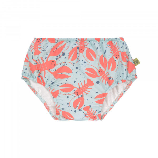 Lassig Swim Diaper - Lobsters