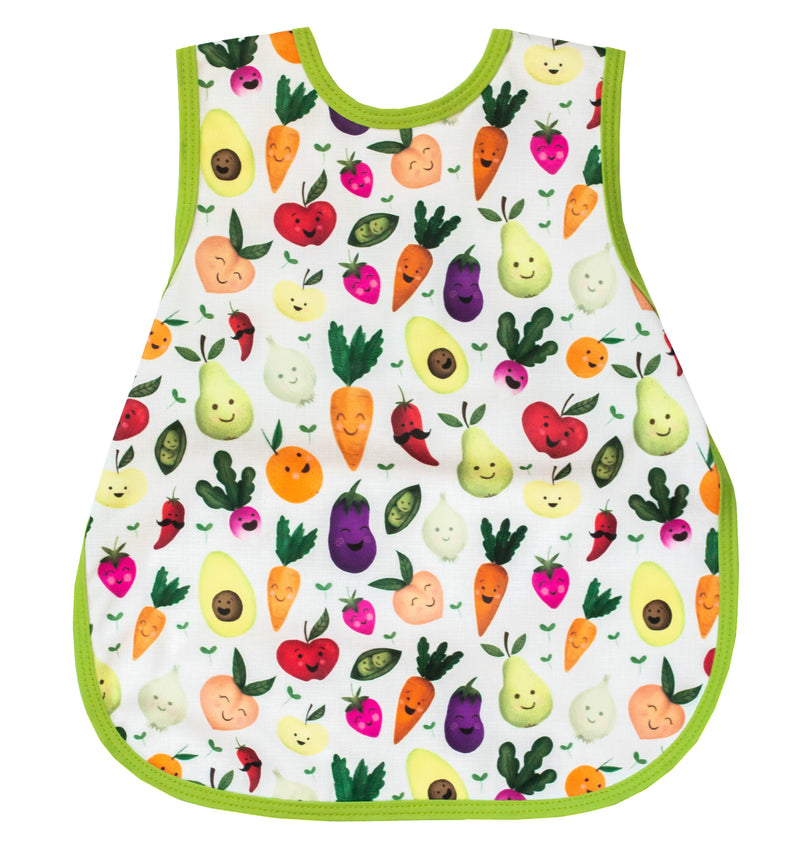 Bapron Baby Organic Produce Waterproof Wet Bag