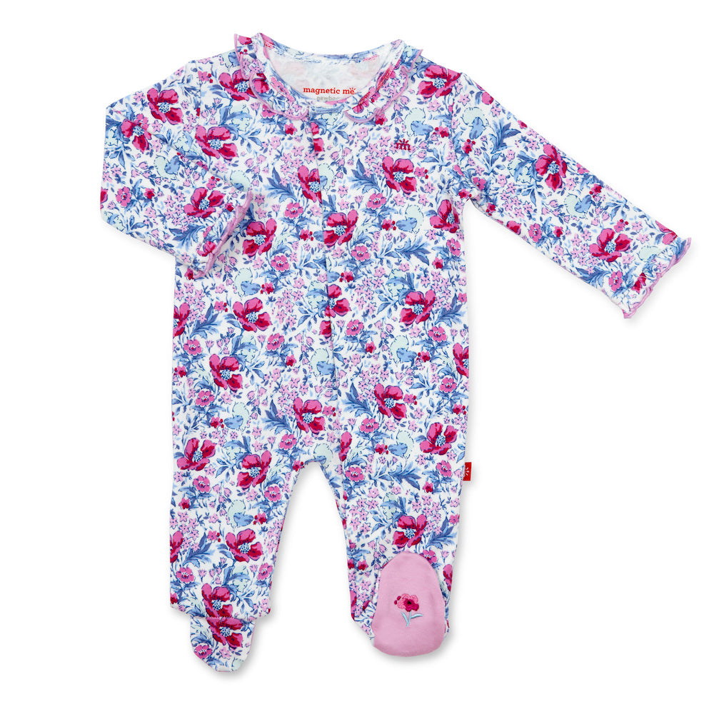 Magnetic Me Darlington Floral Footie