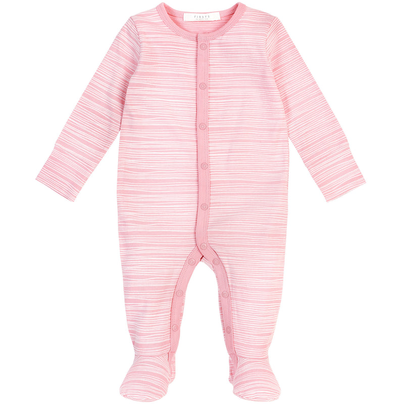Petit Lem Firsts Baby Sleeper - Ocean Girl