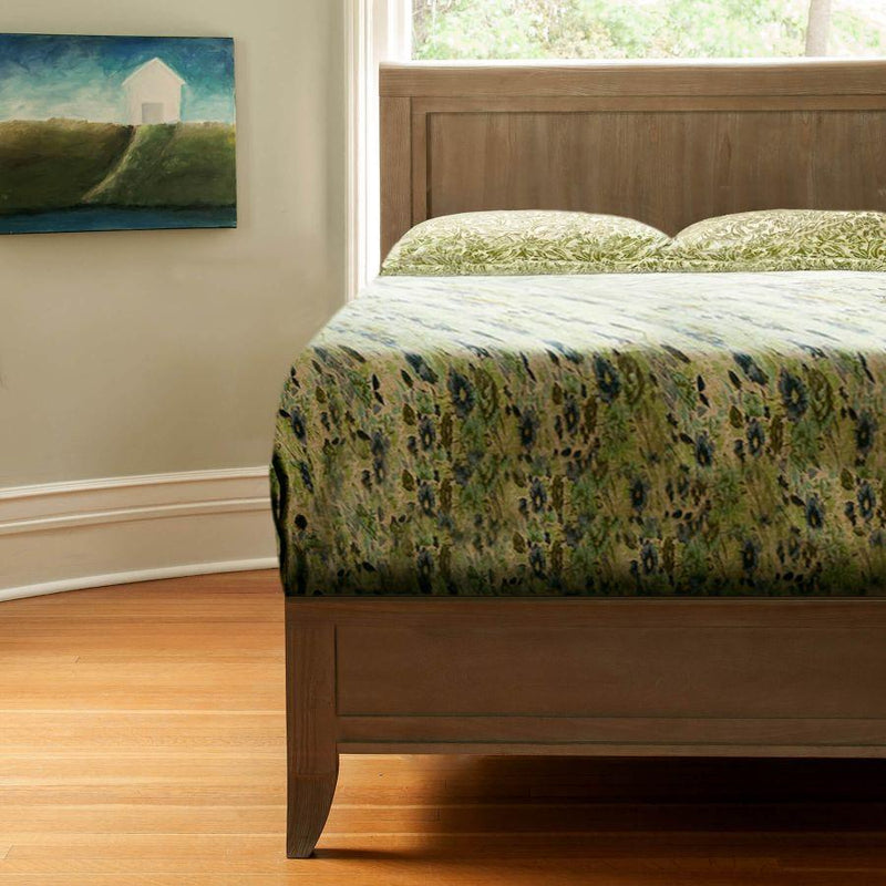 Milk Street Cameo Low-Profile Footboard