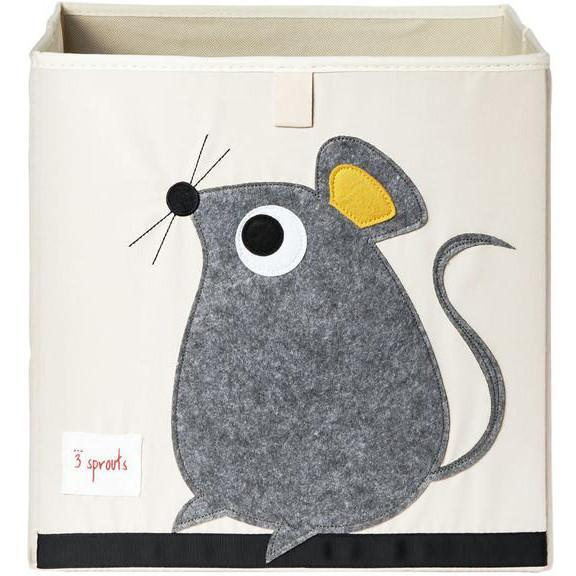 3 Sprouts Storage Box Mouse