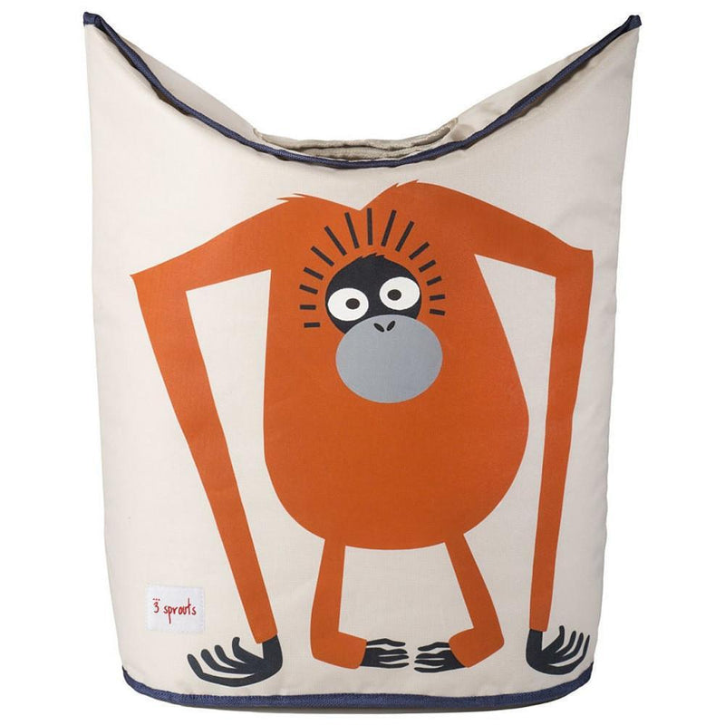 3 Sprouts Play Mat Bag Owl