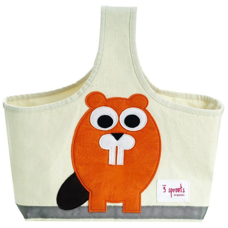 3 Sprouts Storage Caddy Beaver
