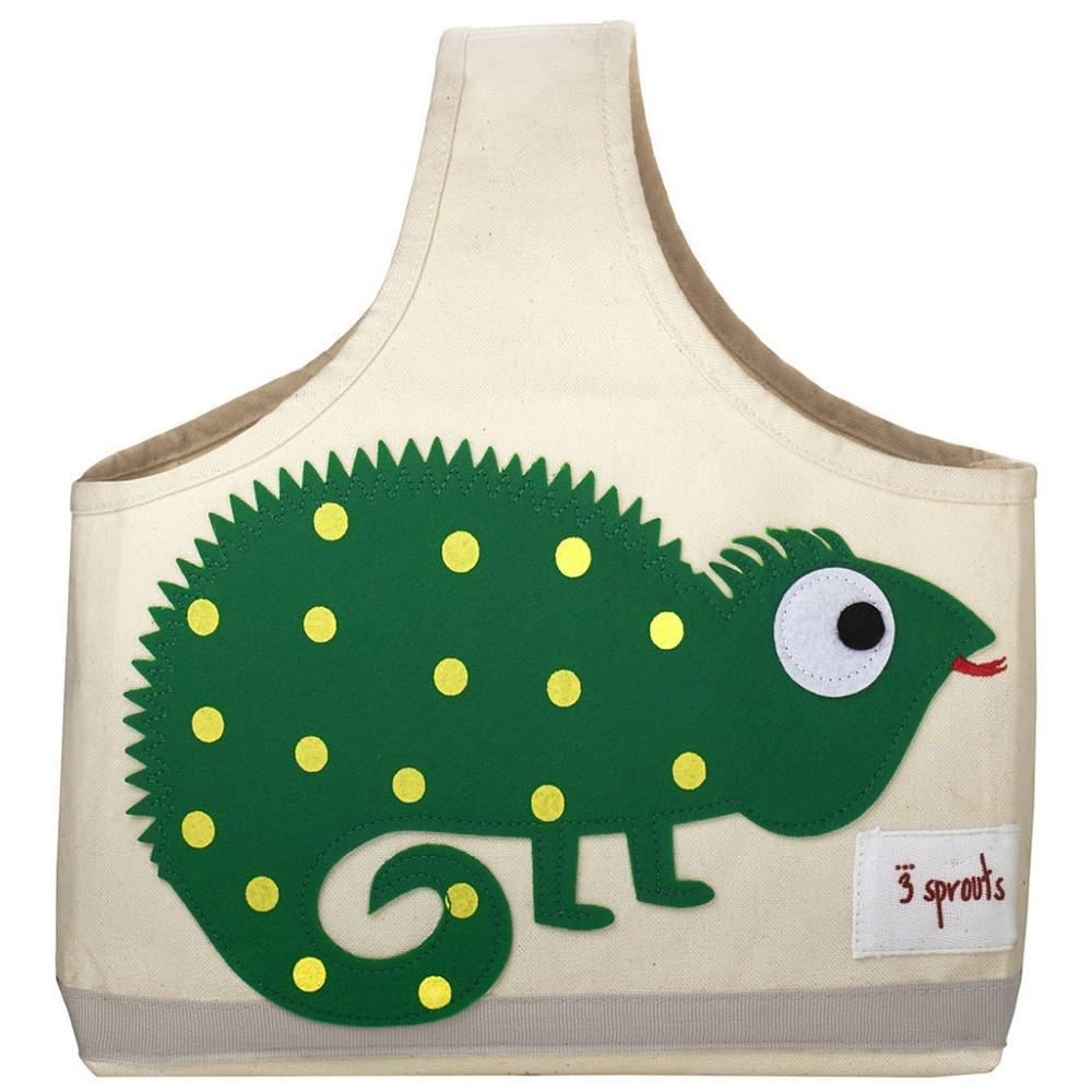 3 Sprouts Storage Caddy Iguana