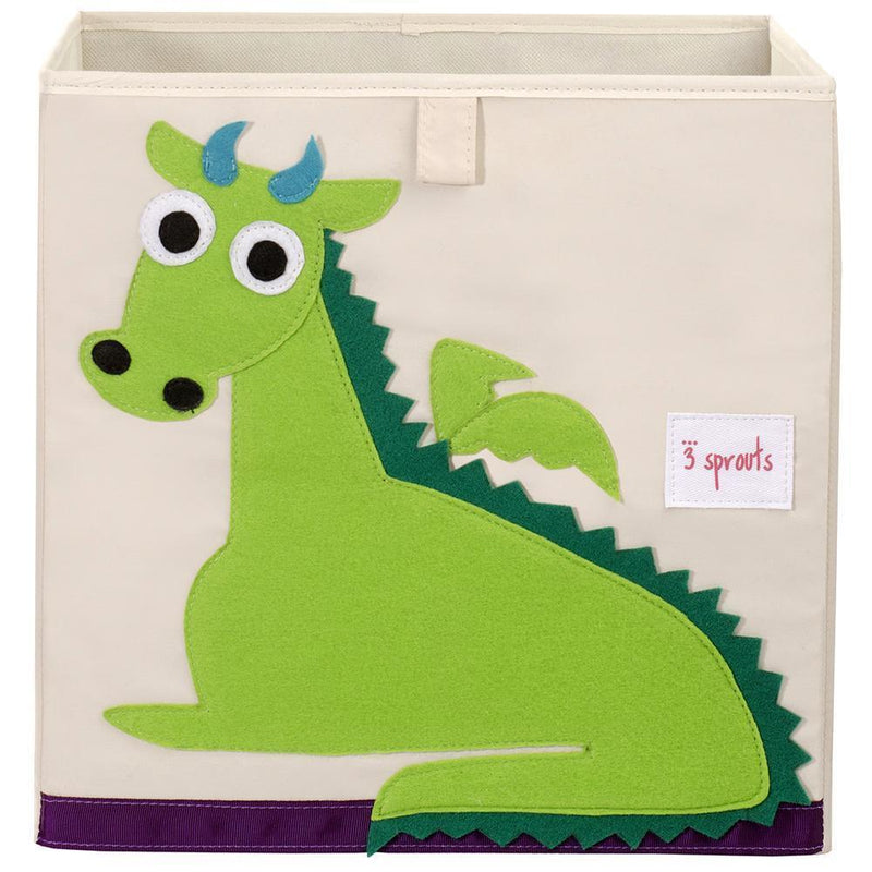 3 Sprouts Storage Box Dragon
