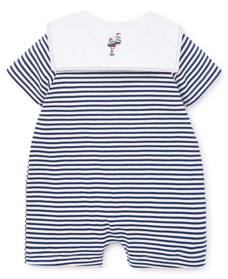 Kissy Kissy Summer Sail Short Playsuit