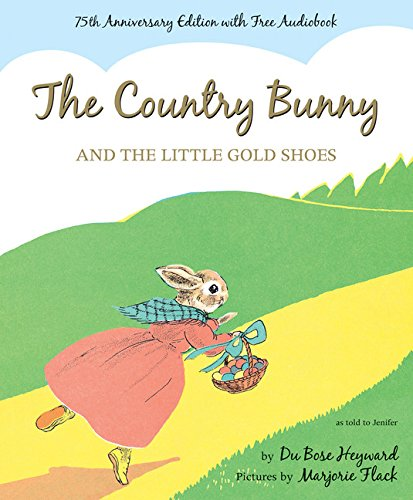 Country Bunny and the Little Gold Shoes (Hardcover)