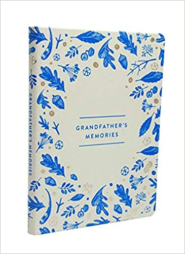 Grandfather's Memories A Keepsake Journal
