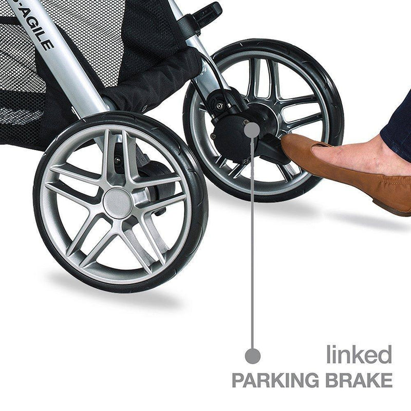 Britax B-Agile & B-Safe 35 Elite Travel System