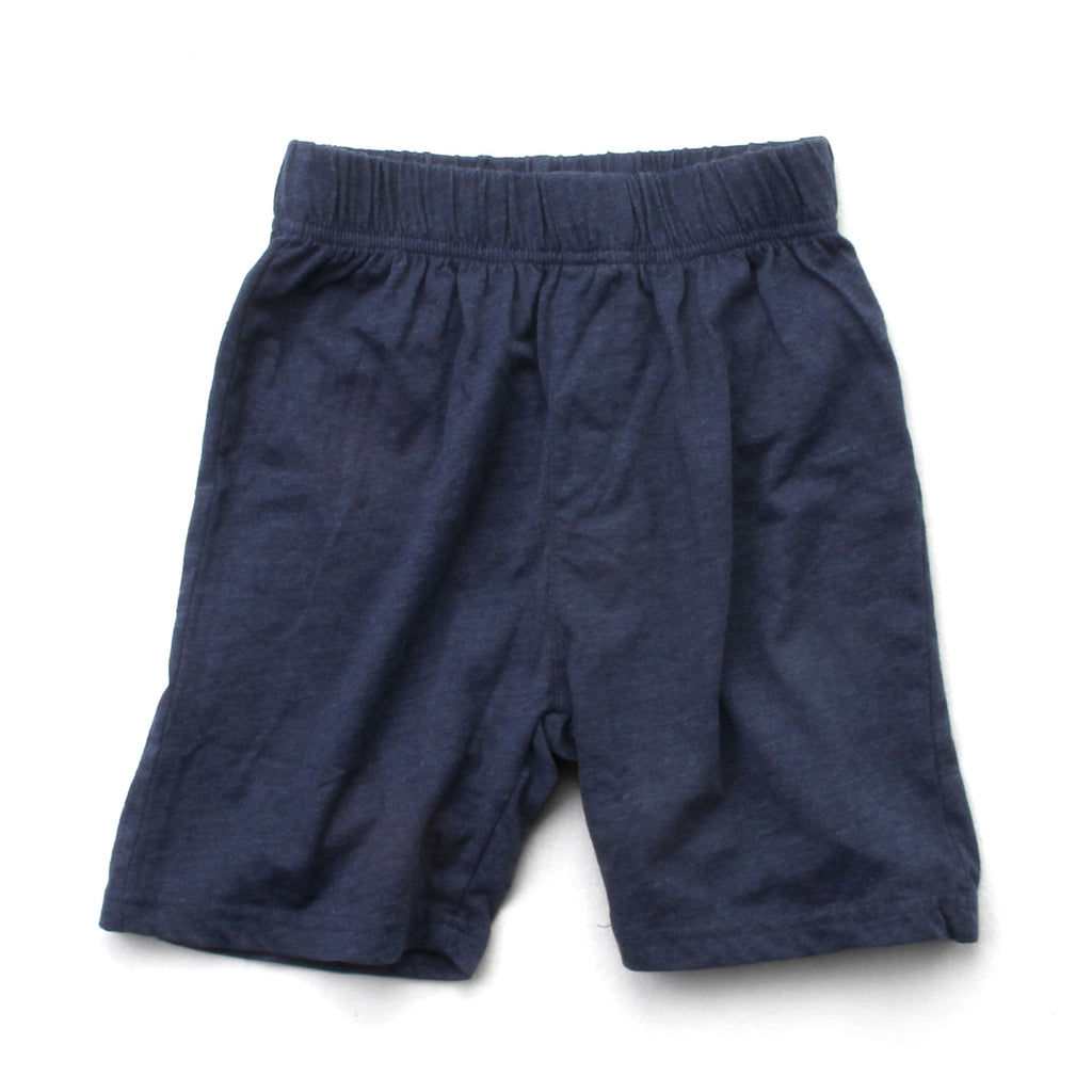 Wes & Willy Blend Jersey Short - Midnight