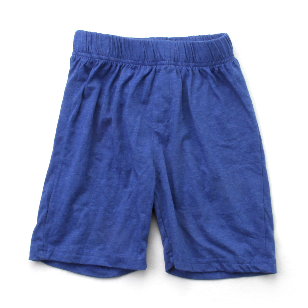 Wes & Willy Blend Jersey Short - Blue Moon