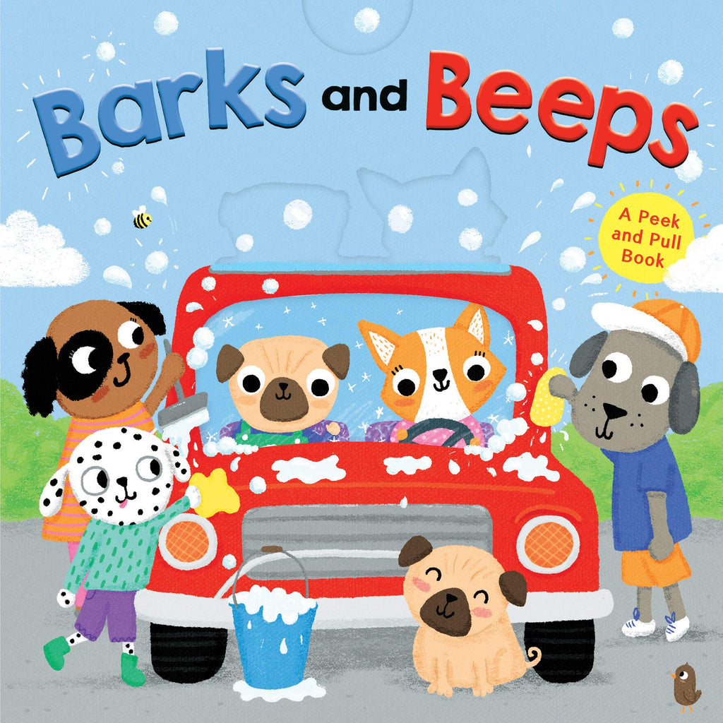 Barks and Beeps by Christy Tortland