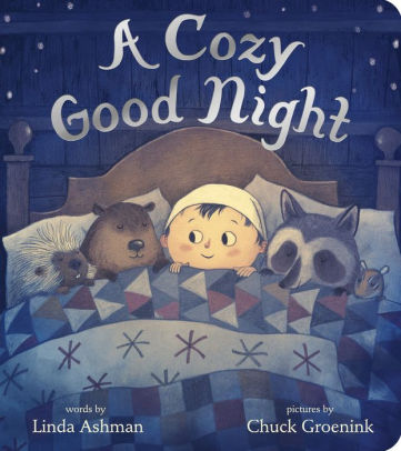 Goodnight Ocean- Board Book