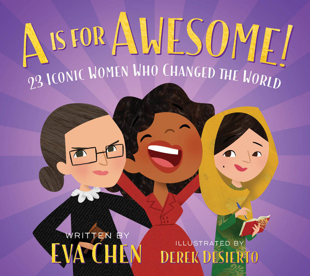 A is for Awesome by Eva Chen