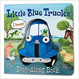 Little Blue Truck's Beep-Along Book by Alice Schertle