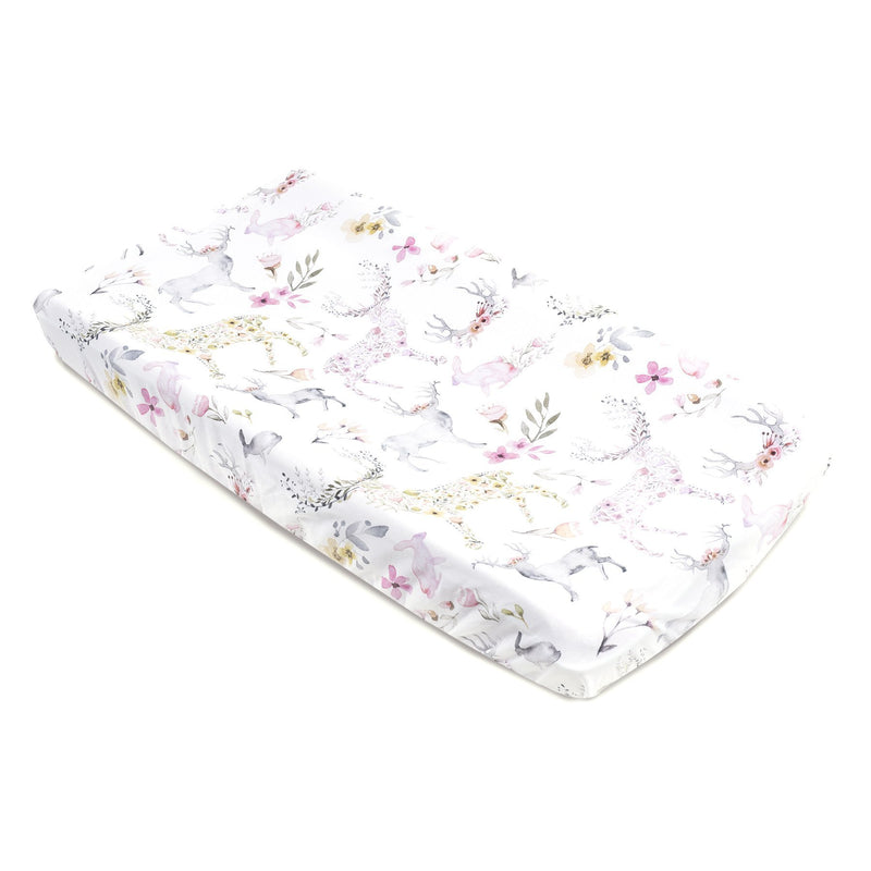 Petit Pehr Changing Pad Cover - Stripes Away