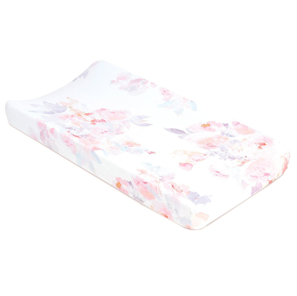 Oilo Jersey Changing Pad Cover - Prim