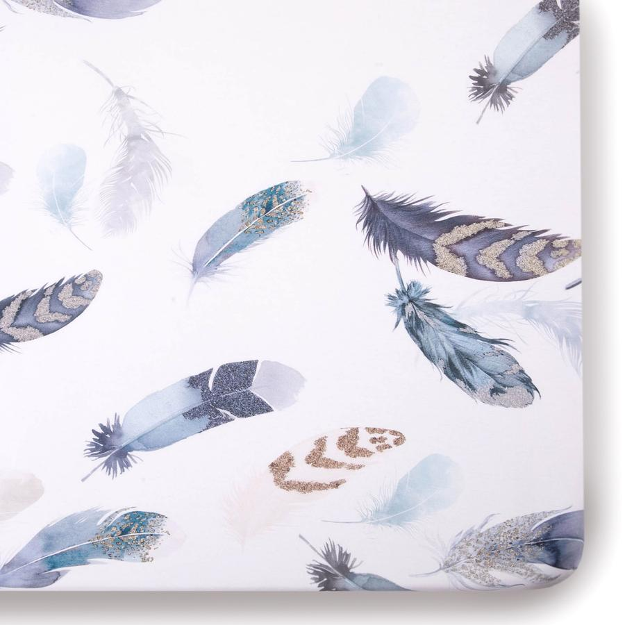 Oilo Crib Sheet - Featherly
