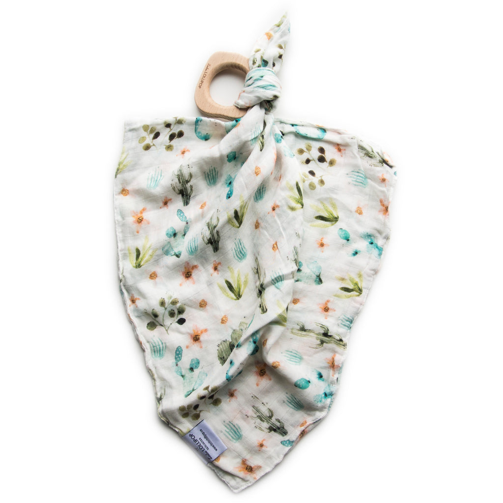 Loulou Lollipop Lovey Security Blanket
