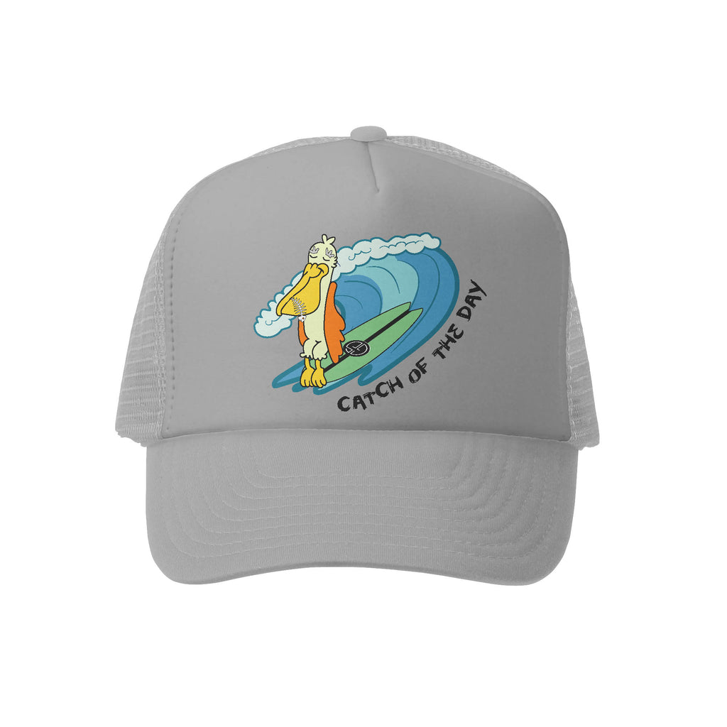 Grom Squad Trucker Hat - Catch of the Day