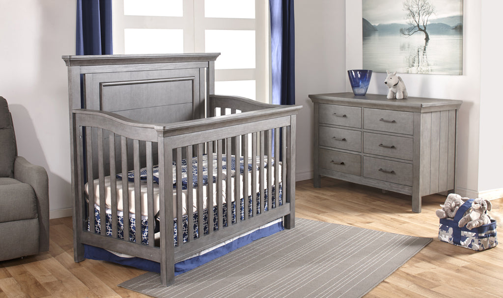 Pali Lario Flat Top Crib