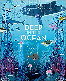 Deep in the Ocean by Lucie Brunelliere