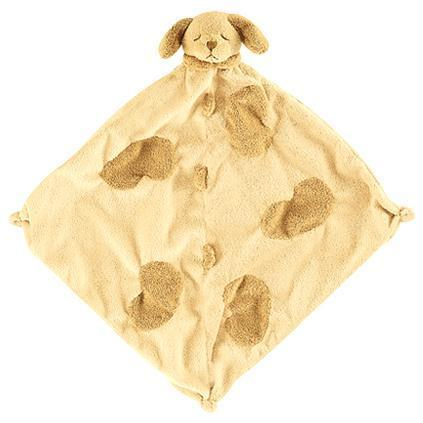 Angel Dear Lovie Blankie Tan Puppy