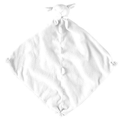 Angel Dear Lovie Blankie White Lamb