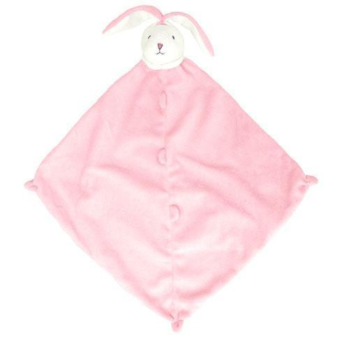 Angel Dear Lovie Blankie Pink Bunny