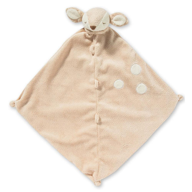 Angel Dear Peachy Muslin Bandana Bib