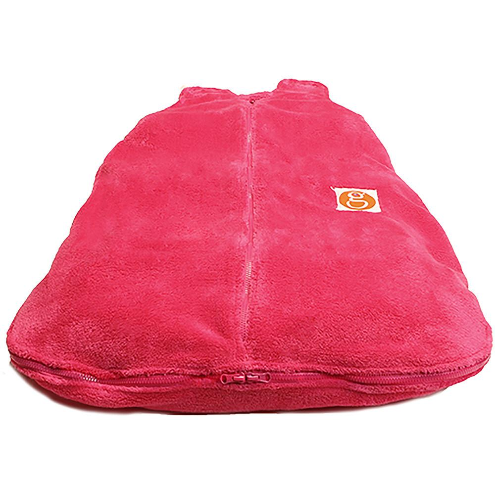 Gunamuna Gunapod Wearable Blanket Fleece Pink